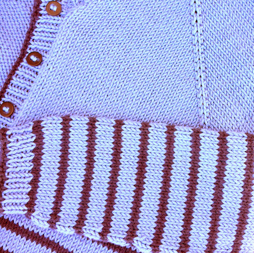 Blue Cardi close up2
