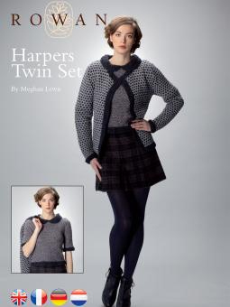 Harpers Twinset by Meghan Lewis
