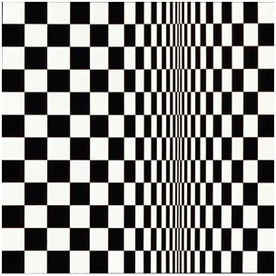 MovementInSquaresBridgetRiley1961
