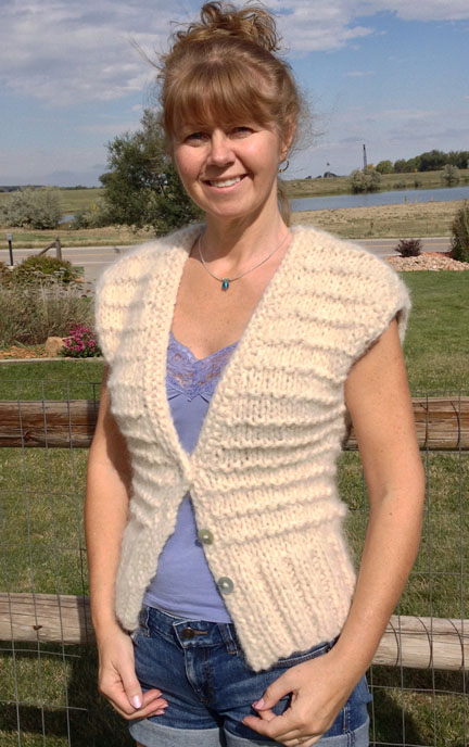 Tumble Knitting With Rowan