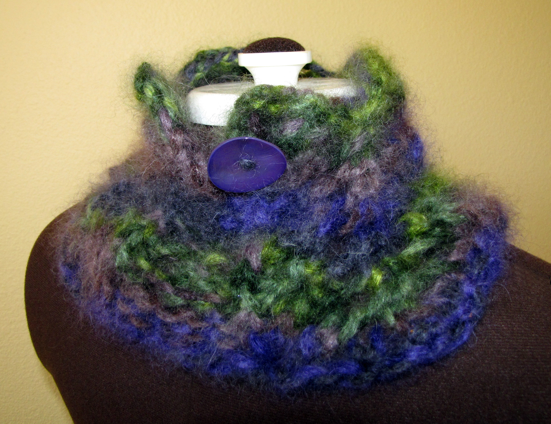 Cowl Front on dummy_s