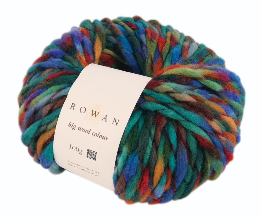 Rowan Yarn : big wool colour is a fantastic addition to the big wool family this ...