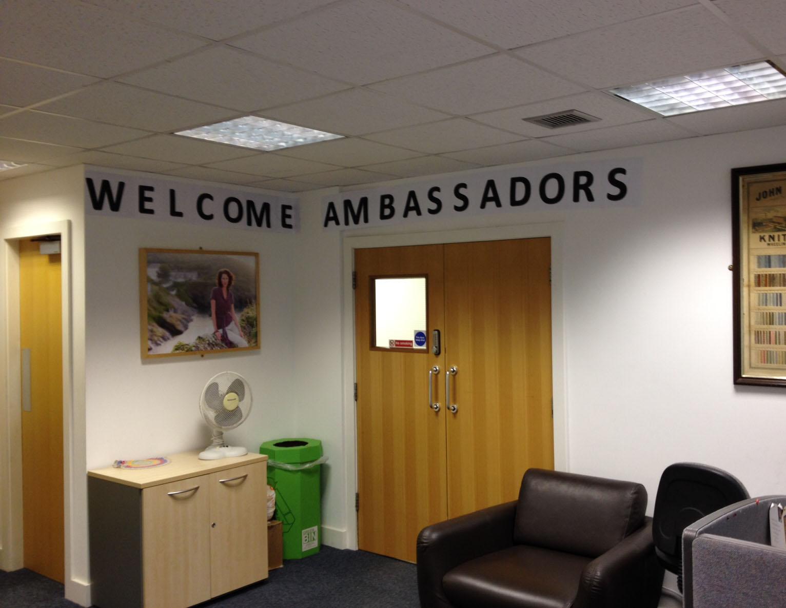 WelcomeAmbassadors