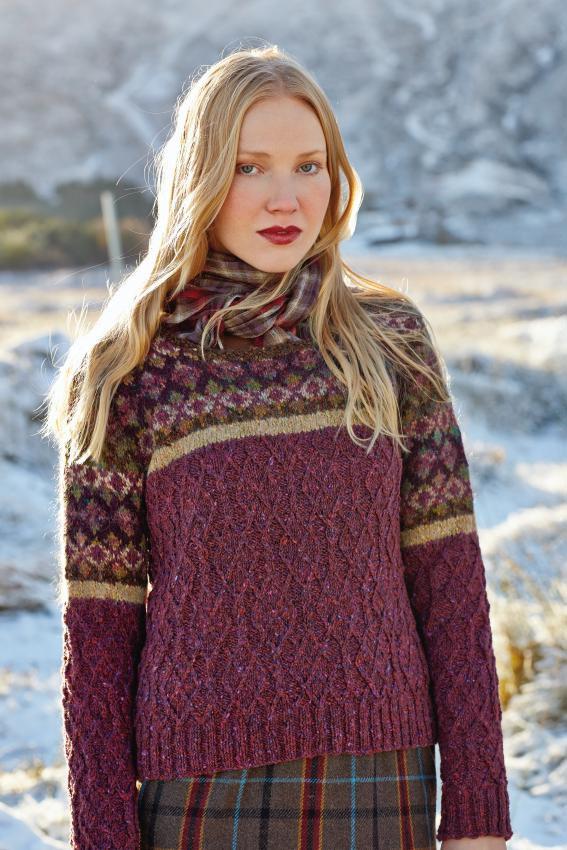 Rowan Knitting Crochet Magazine 56 Knitting With Rowan
