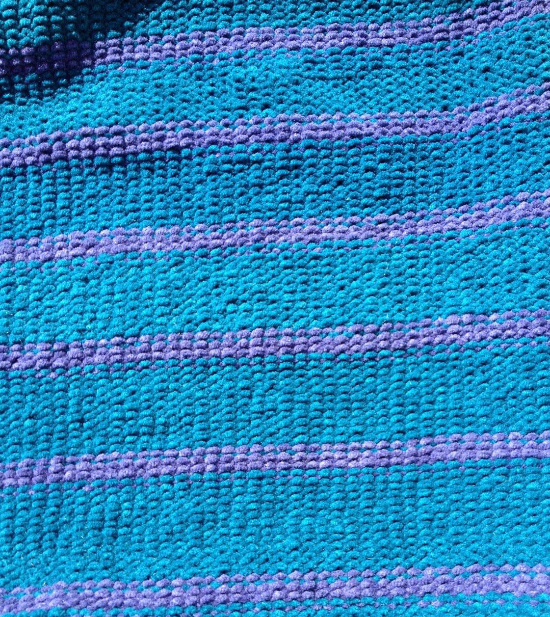 Chenille Knitting Patterns : Velvety top knitted in Rowan Chenille Knitting With Rowan