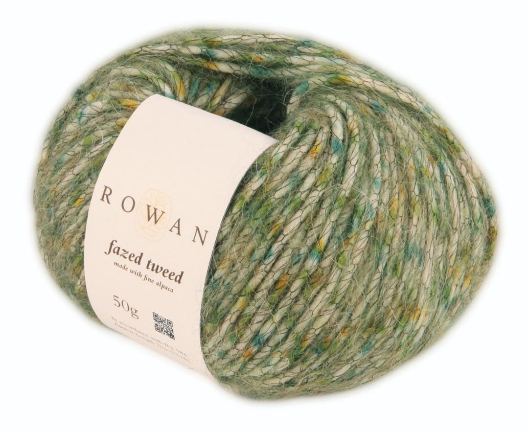 Fazed Tweed Ball Elm 008