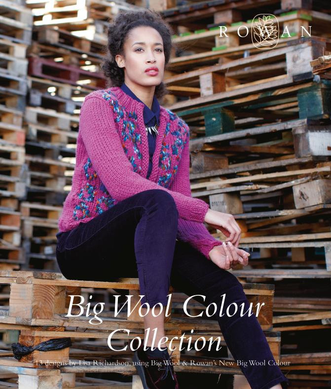 Big Wool ColourCver