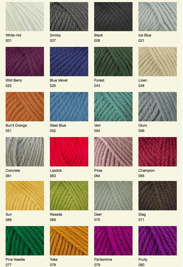Big Wool Shades
