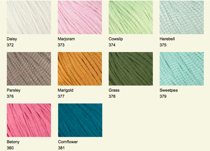 Cotton Lustre Shades