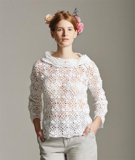 Rowan Crochet Along With Lisa Richardson Knitting With Rowan