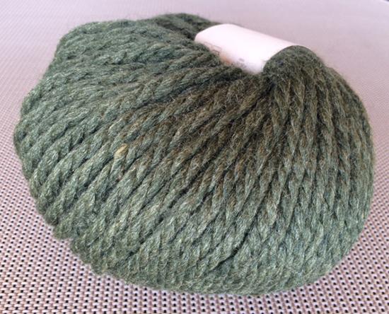 Big Wool Silk in the shade Verse