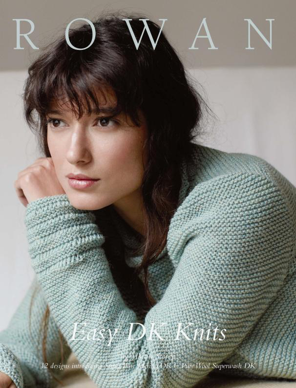 Easy DK Knits designed by Martin Storey