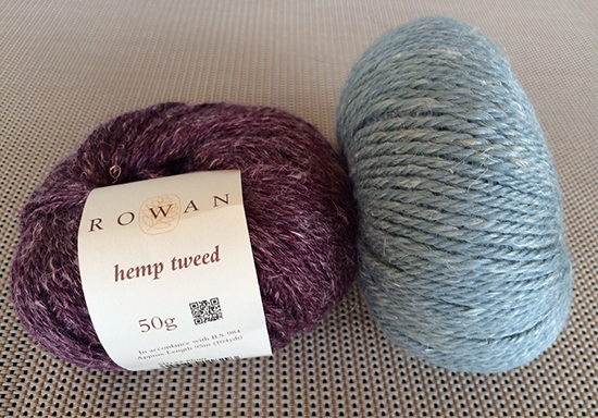 Hemp Tweed Balls