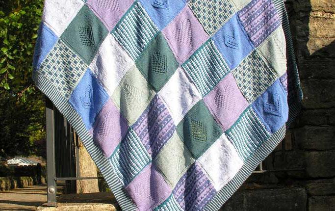 Martin Storey Knitting Patterns : Martin Storey Blanket