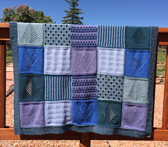 Hanging Blanket 2