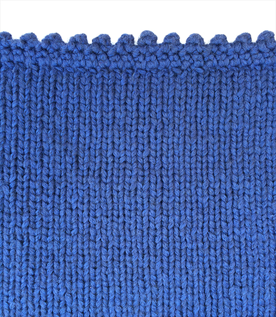 Crochet Picot Edge 180