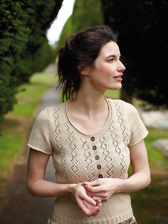 Rowan Rossetti Short Sleeve Top