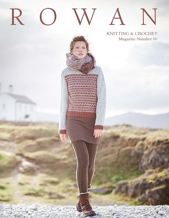 Rowan Knitting & Crochet Magazine 60 cover Image