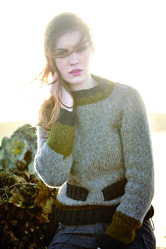 Rowan Carmel from Brushed Fleece Brochure