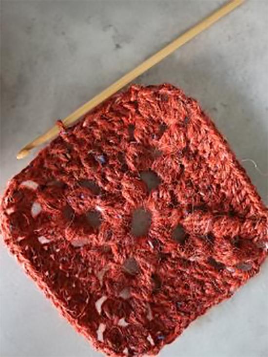 Lisa Richardson Crochet Along 2017