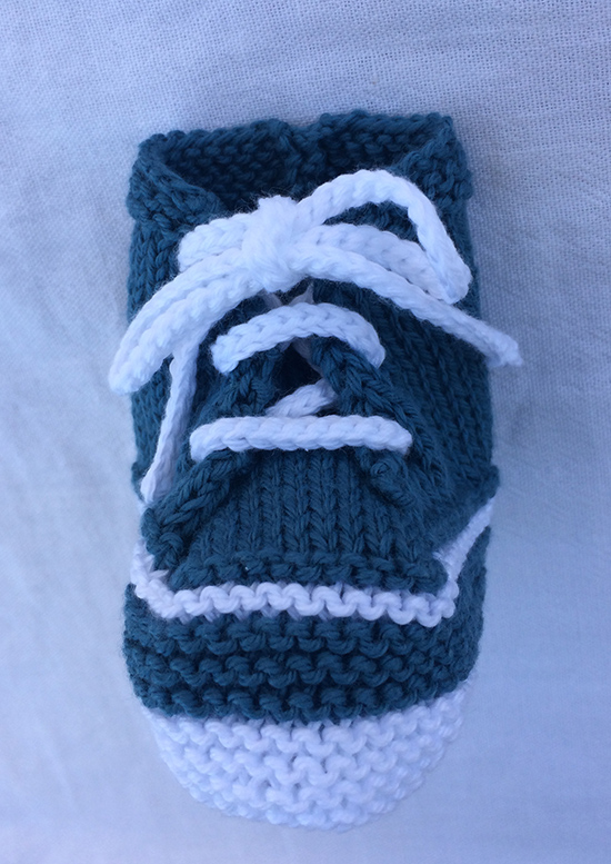 Crocheted laces