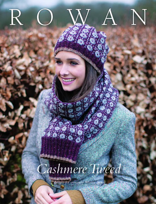 Cashmere Tweed Front Cover of Book