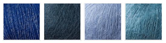 Kidsilk Haze 4 Blue Shades