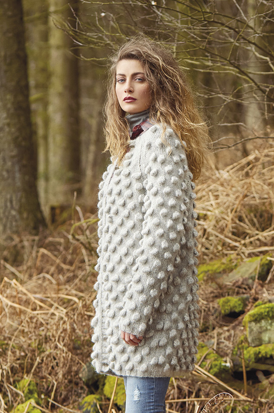 Lightfoot designed by Lisa Richardson using Alpaca Classic