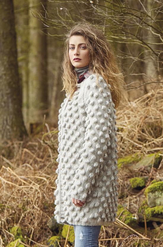 Lightfoot designed by Lisa Richardson using Alpaca Classic