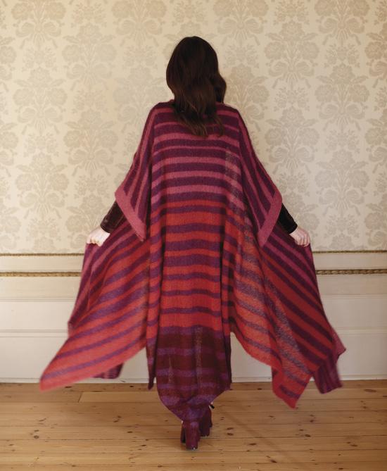 Perinone designed by Zandra Rohodes