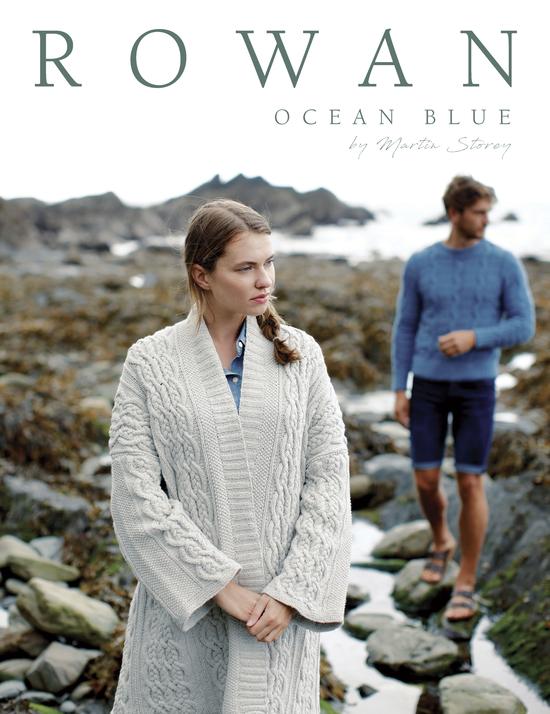 Rowan Yarns Ocean Blue
