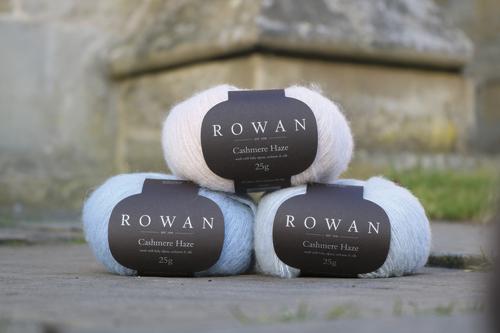 Rowan Cashmere Haze Yarn