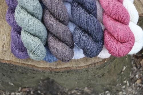 Rowan Island Blend yarn