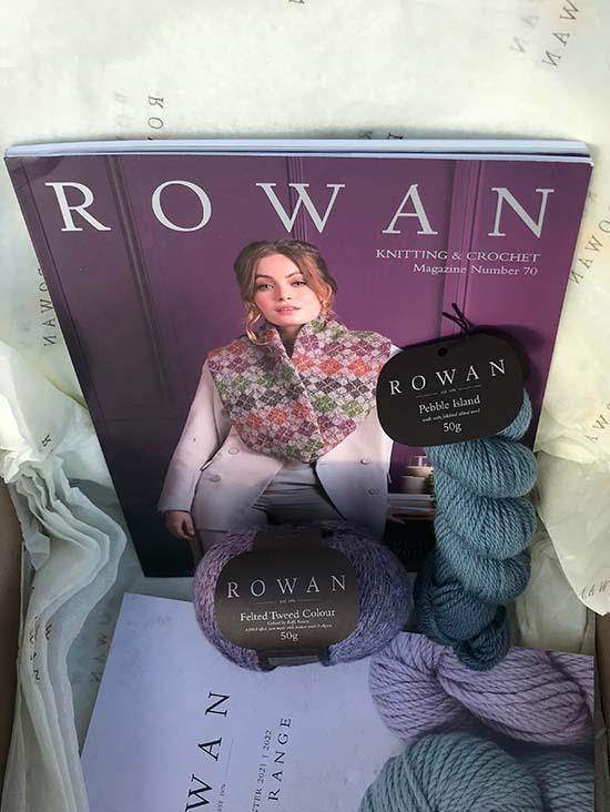 Rowan Mag 70 in a Rowan Box